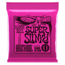 Ernie Ball 2223 Super Slinky Nickel Wound 9/42