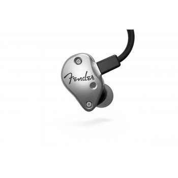 FENDER FXA5 IN-EAR MONITORS SILVER Ушные мониторы