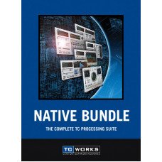 TC Electronic Native Bundle 3.0 Комплект VST-плагинов