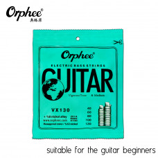 Струны для бас-гитары ORPHEE VX130/5strings
